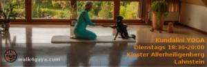 Yoga Stunde