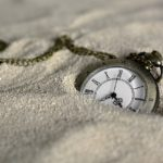 pocket watch and time